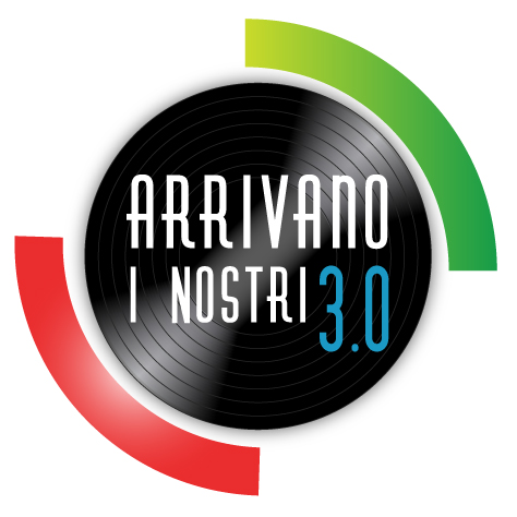 Logo: Arrivano i nostri 3.0 (by Chars in Sky Design)