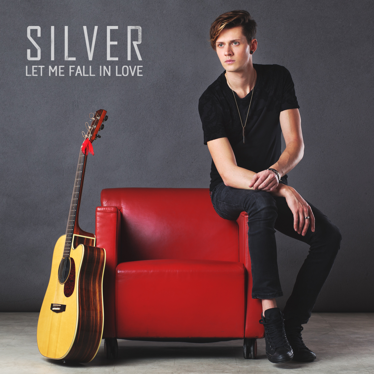 Cover: Let me fall in love - SILVER