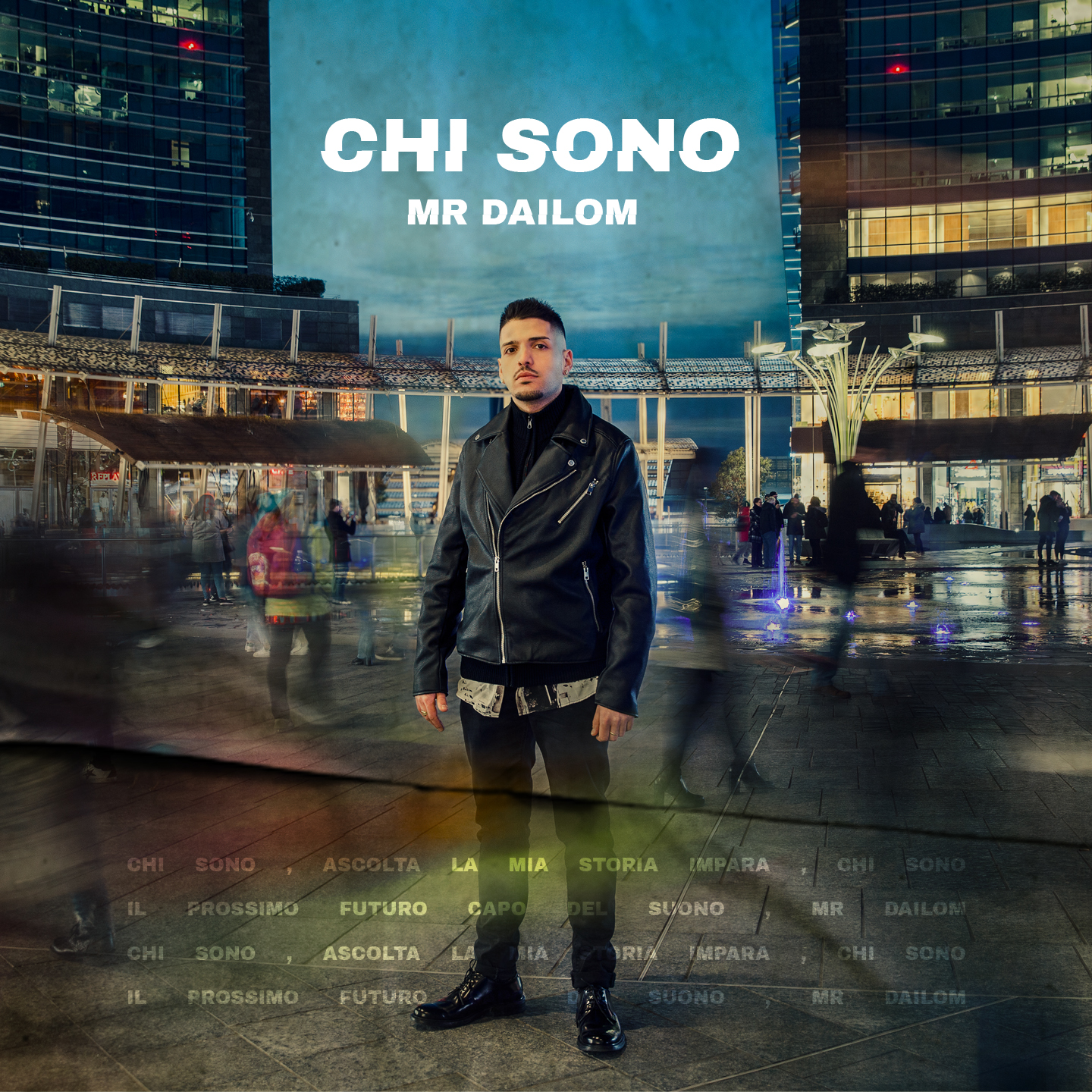 Mr Dailom - Chi sono (Cover)