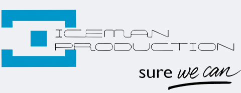 Logo: Iceman Production