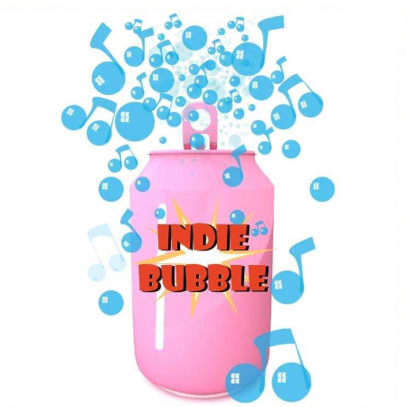 Logo: Indie bubble