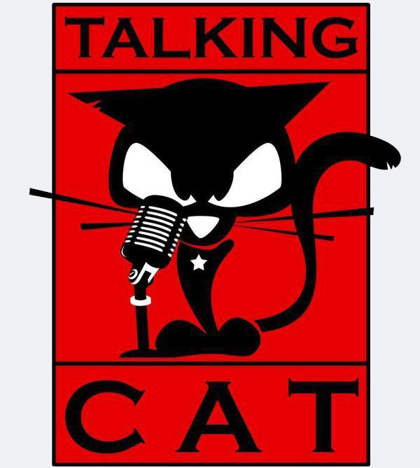 Logo: Talking Cat
